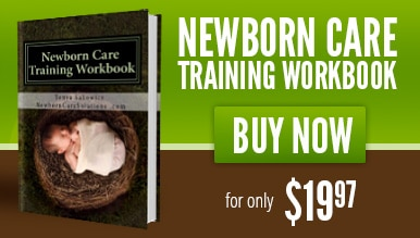 buy button for Newborn Care Training Workbook